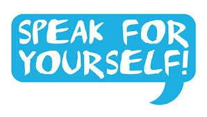 speakforyourself