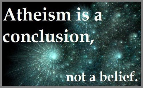 Atheism-is-a-conclusion